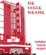 Vogue Theatre Manistee